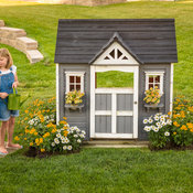Perennial Garden Playhouse